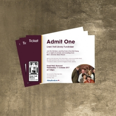 Invitation and Tickets