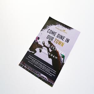 Leaflet Printing, Punchestown