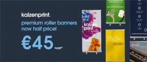 roller banner printing - Dublin