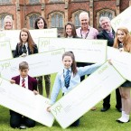 Large Presentation Cheques
