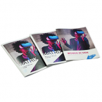 A5 Booklets with Heavy Matt Laminated Cover