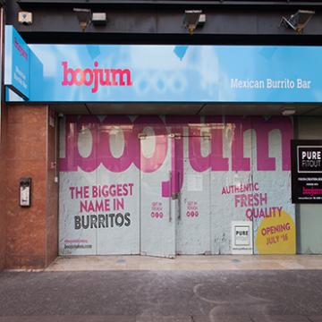 Boojum Self Adhesive Vinyl Belfast Ireland