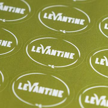 Oval sticker printing Ireland