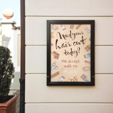 Salon Poster Printing