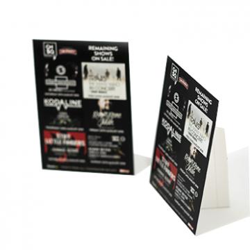 Strut card printing Ireland