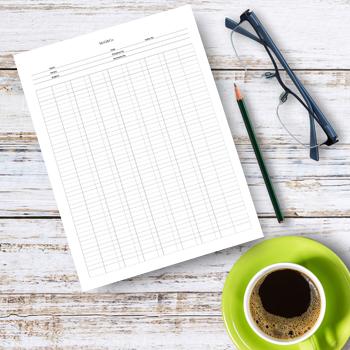 Analysis Pad Printing For Accountants Ireland