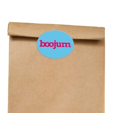 Boojum stickers For cafe printing ireland