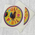 Circular sticker printing Ireland