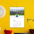 Wall Calendar Printing Ireland A4