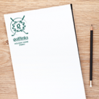 A4 notepad printing