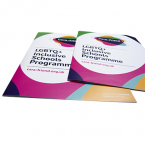 A4 Booklets with Heavy Matt Laminated Cover printing Ireland