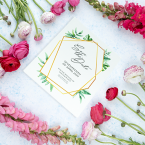 Save the date wedding stationery printing Ireland