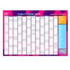 A1 wall planner printing ireland